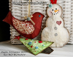 11 2011 Handmade Christmas Ornaments 1 PattiM