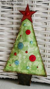 11 2011 Handmade Christmas Ornaments 10 PattiM